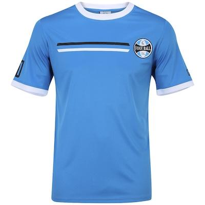 Camiseta Grêmio Logo Lat - Masculina