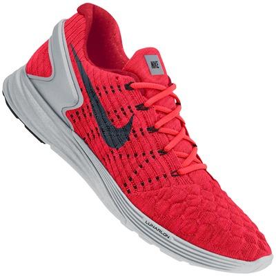 Tenis Nike Flyknit Lunarglide 6 Flash