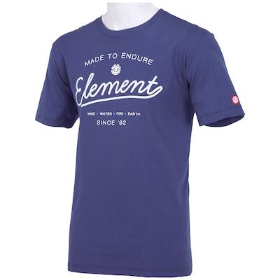 Camiseta Element Hard - Masculina