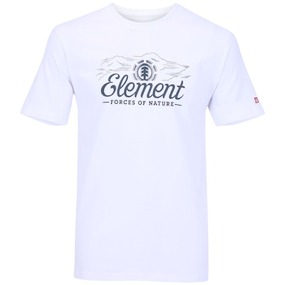 Camiseta Element Cloud - Masculina