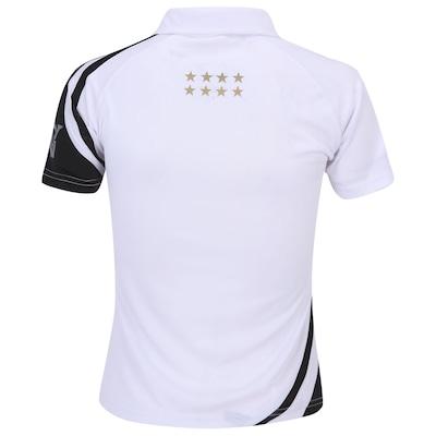 Camisa Polo Vasco da Gama Logo – Feminina