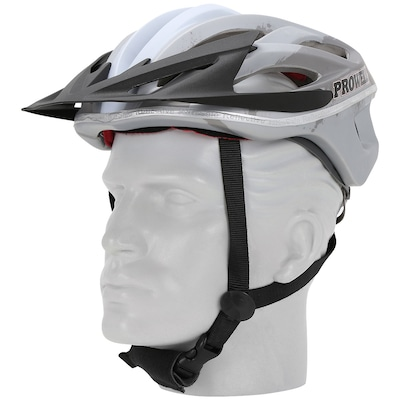 Capacete para Bike Prowell F55R Splash Matt - Adulto