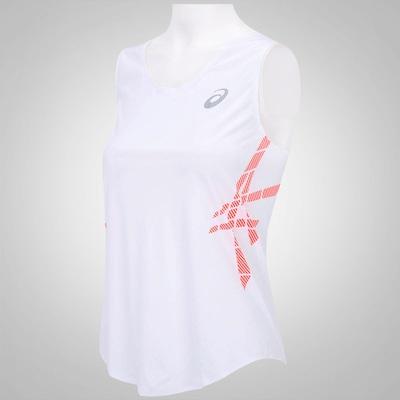 Camiseta Regata Asics TIL Singlet – Feminina