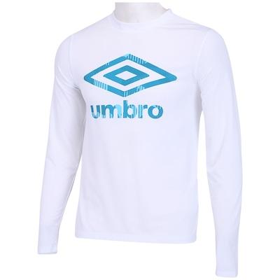 Camiseta Manga Longa Umbro FS Camo - Masculina