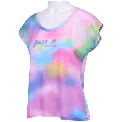 Camiseta Fila Colors - Feminina