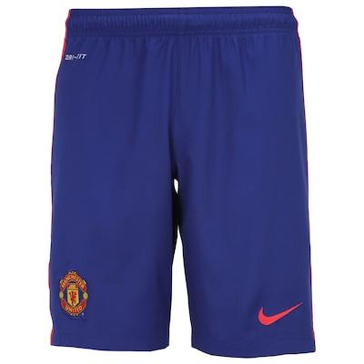 Calção Nike Manchester United 2014-2015 Torcedor