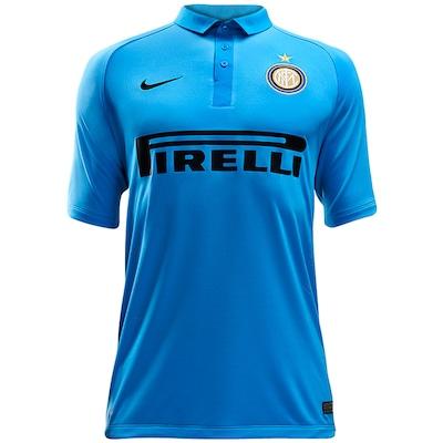 Camisa Nike Inter de Milão III 2014-2015 s/nº
