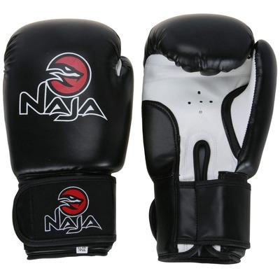 Kit de Boxe Naja Saco de Pancada e Luva 14OZ - Adulto