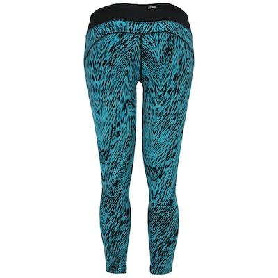 Calça Legging Nike Printed Epic Running Crop - Feminina