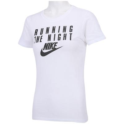 Camiseta Nike The Night - Feminina