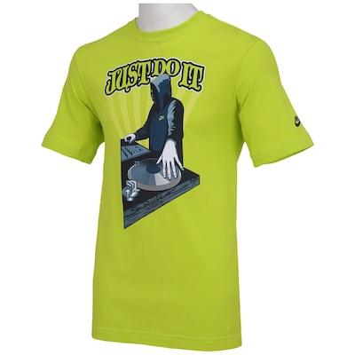 Camiseta Nike EM Dj - Masculina