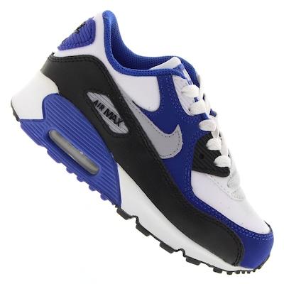 Tênis Nike Air Max 90 (PS) - Infantil