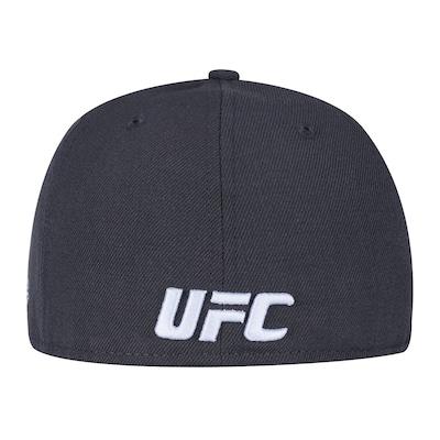 Boné Aba Reta New Era UFC Adventure - Fechado - Adulto