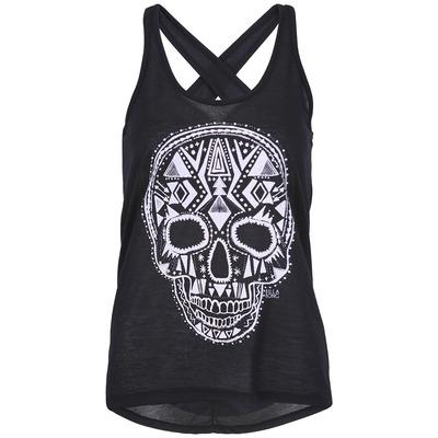 Camiseta Regata Billabong Skull - Feminina