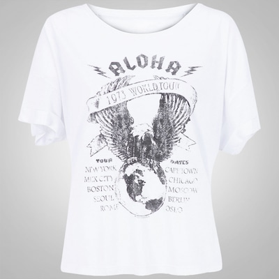 Camiseta Billabong Eagle - Feminina