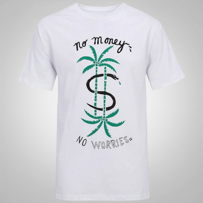 Camiseta Billabong Money - Masculina