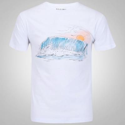 Camiseta Bilabong Waves - Masculina