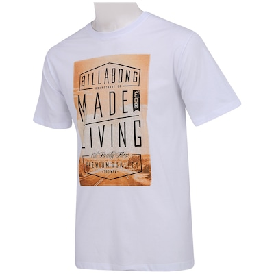 Camiseta Billabong Noir - Masculina
