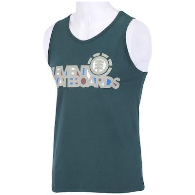 Camiseta Regata Element Connect - Masculina