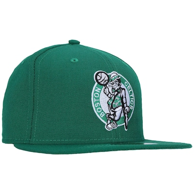 Boné Aba Reta New Era Boston Celtics - Fechado - Adulto