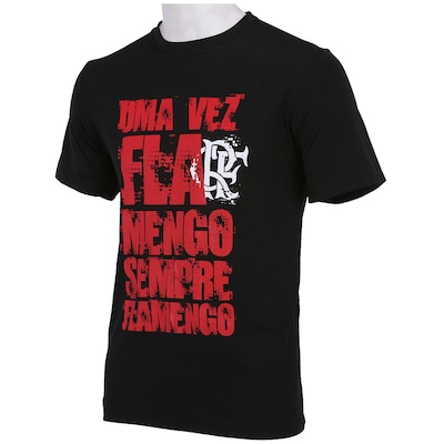Camiseta Braziline Flamengo Voz