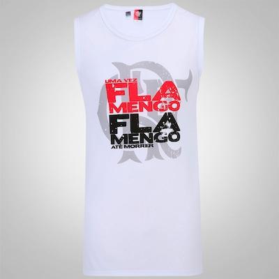Camiseta Regata Braziline Flamengo Vez - Masculina