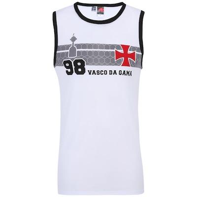 Camiseta Regata Braziline Vasco da Gama 98