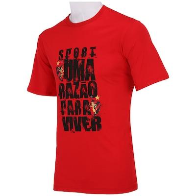 Camiseta Braziline Sport Razão – Masculina