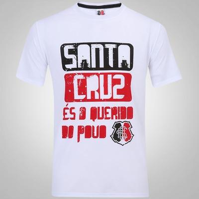 Camiseta do Santa Cruz Povo Braziline - Masculina