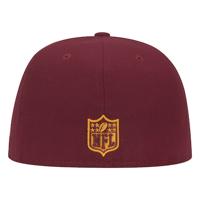 Boné Aba Reta New Era Washington Redskins NFL - Fechado - Adulto