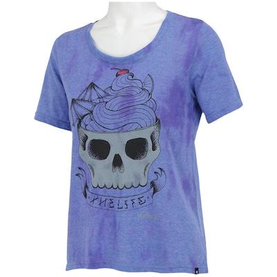 Camiseta Hurley The Life - Feminina