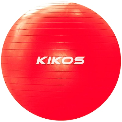 Bola Suíça Fit Ball 55cm Kikos