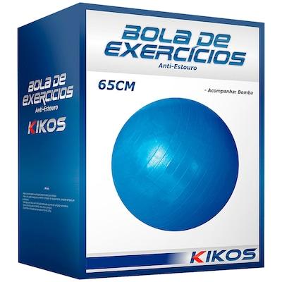 Bola Suíça 65cm Fit Ball Kikos