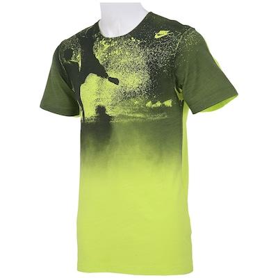 Camiseta Nike Flash Flooded - Masculina