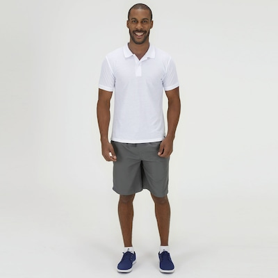 Camisa Polo Oxer Básica Terry - Masculina