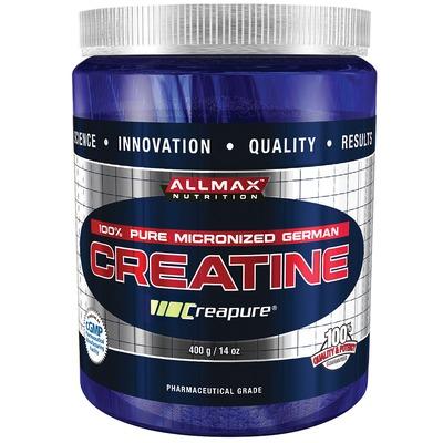 Creatine - 400 g - Sem Sabor - Allmax Nutrition