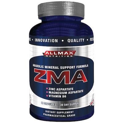 ZMA Allmax Nutrition - Sem Sabor - 90 Cápsulas