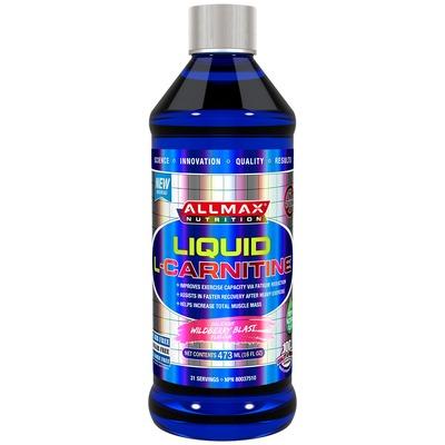 L-Carnitina Allmax Nutrition Liquid L-Carnitine - Frutas Vermelhas - 473ml