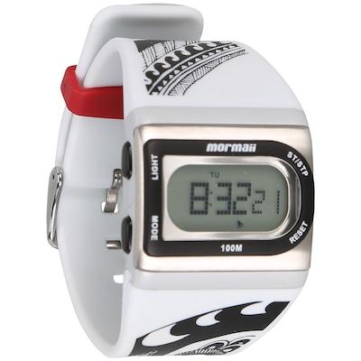 Relógio Feminino Digital Mormaii Troca Pulseiras Fzg8m