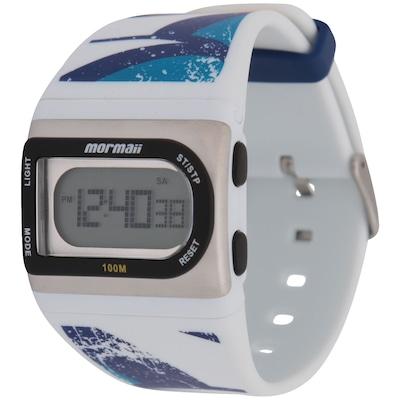 Relógio Feminino Digital Mormaii Tom Veiga Edição Limitada FZG8V
