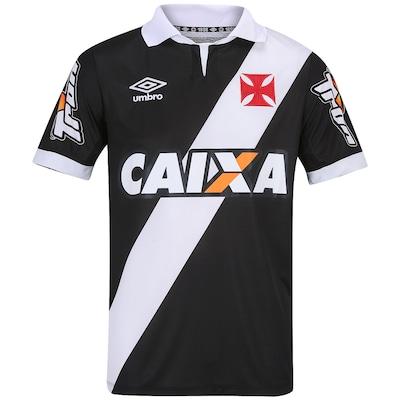 Camisa Umbro Vasco I 2014 s/nº