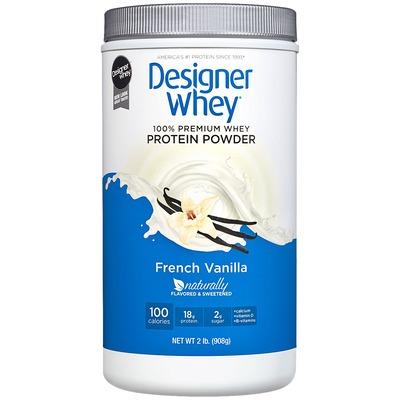 Whey Protein Next Protein Designer Whey - Baunilha Francesa - 908g