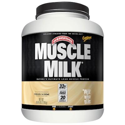 Muscle Milk RTD - 2,240 g - Sabor Cookies - Cytosport