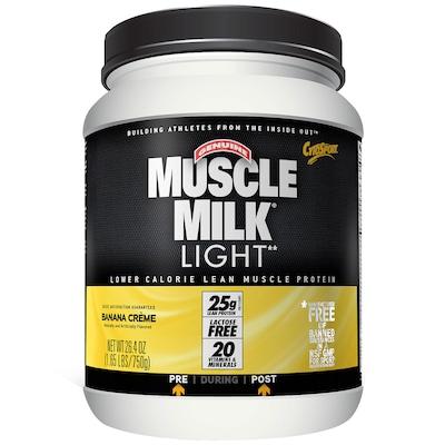 Muscle Milk Light - 750 G - Sabor Chocolate - Cytosports