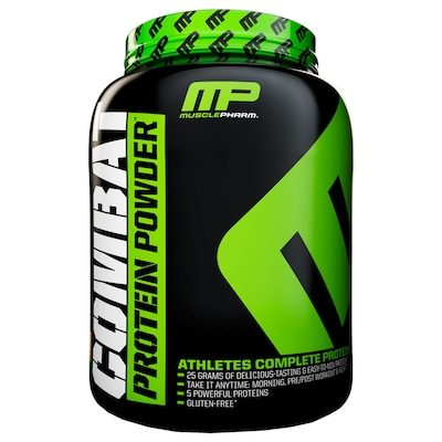 Whey Protein Muscle Pharm New Combat - Baunilha - 1,15Kg