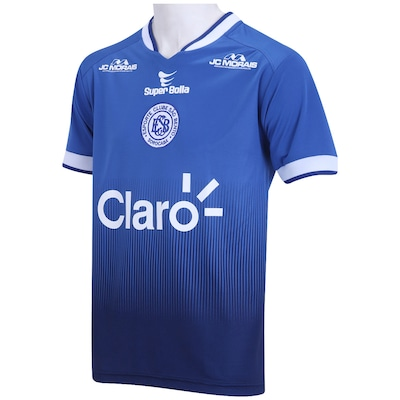 Camisa do São Bento I 2015 nº 10 Super Bolla