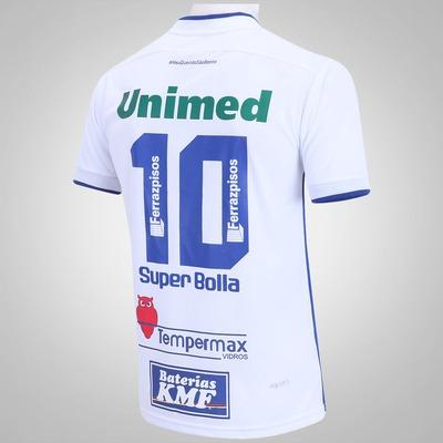 Camisa do São Bento II 2015 nº 10 Super Bolla