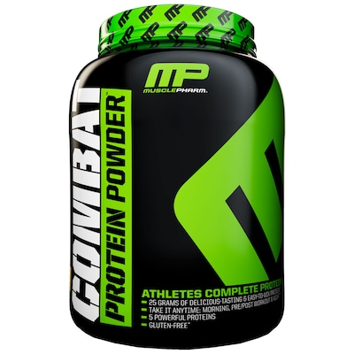 Whey Protein Muscle Pharm New Combat - Chocolate - 1,15Kg
