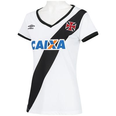Camisa Umbro Vasco da Gama II 2014 s/nº – Feminina
