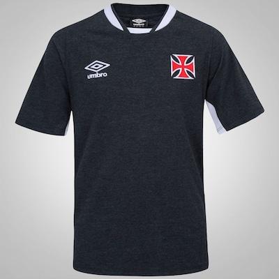 Camiseta Umbro Vasco Concentração - Masculina